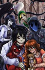 Killer Rivalries (Creepypasta x Reader) by OtakuRianne-san