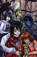 Killer Rivalries (Creepypasta x Reader) by ScaRiannet