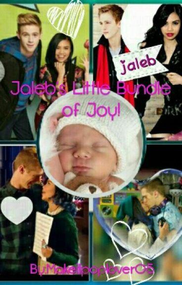 Jaleb's Little Bundle Of Joy!