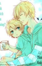 Ca, anh thích em không? by Haruharu_VIP