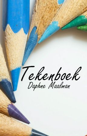 Tekenboek by Saffiaan