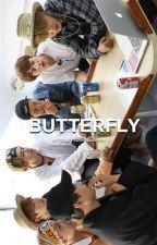 butterfly ─ ⌈min yoongi⌋ by yoongi-x