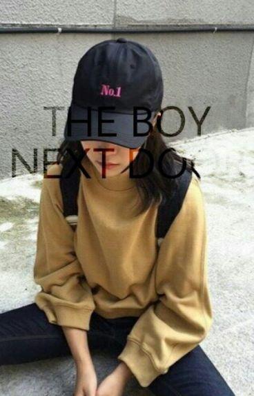 the boy next door // verkwan