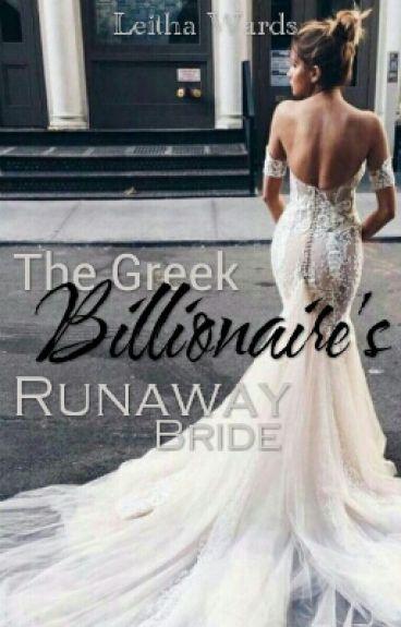 The Greek Billionaires Runaway bride