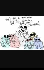 Ask Sans And..... Other Sans' (probably done idk) by napstablind