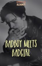 Badboy meets Badgirl by aleaonly
