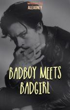 Badboy meets Badgirl by kelum-hut