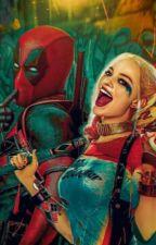 Bay Sapık | Harley × Wade Texting | by theaylinx