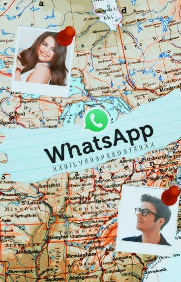 WhatsApp || Grant Gustin