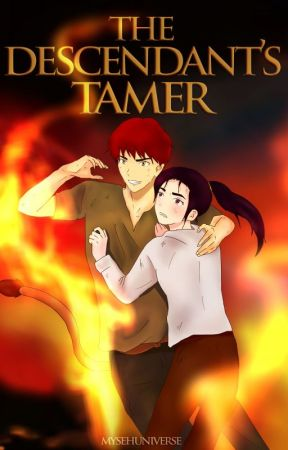The Descendant's Tamer by ThatsMyDerp