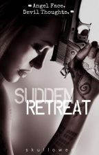 Sudden Retreat by skullower