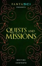 Quests and Missions |A Book of Contests| by FANTASCI