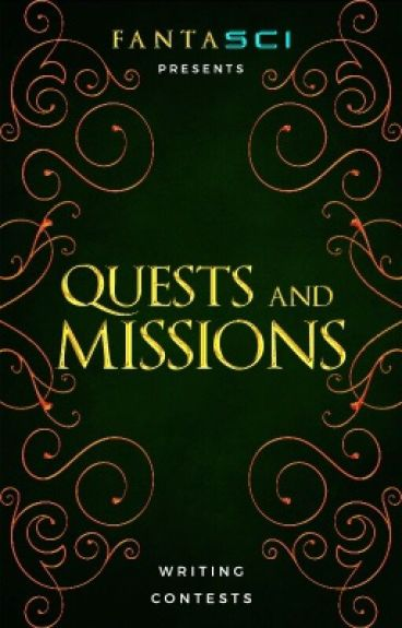 Quests and Missions |A Book of Contests|