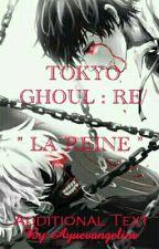 """TOKYO GHOUL:RE(Roi) /""""LA REINE"""" .  by Ayuevangeline-Kookie"""