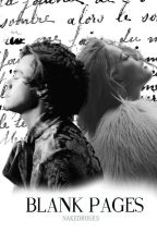 Blank Pages by stupidcontroversials