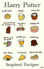 Harry Potter Recipes by JaneSofiaManolidou