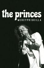 The Princes by thegirleatcookies