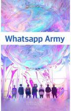 Whatsapp Army: Bts by chanditi