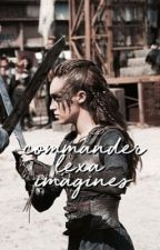 \\ commander lexa short stories \\ by cozywhitesheets