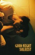 Good Night Soloist. //Muke. by redshadesofmichael