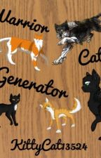 Warrior Cat Generator by KittyCat13524