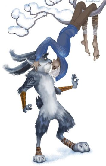 Unbalanced (Jack Frost x Bunnymund)