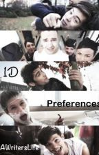 One Direction Preferences by AWritersLife