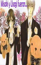 Si Usagi y Misaki fueran... Junjou Romantica -mininovela+oneshots- by AlenaMarth