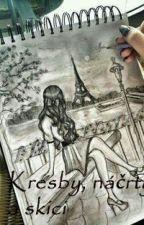 Kresby, náčrty a skici by Relisek