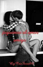 Jugemos Al Amor Amigo by CrisFerrel99