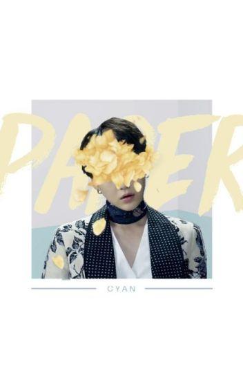 paper cranes | min yoongi