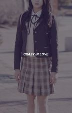 crazy in love | bts by caringjimin