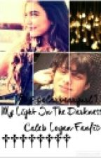 My Light In The Dark Caleb Logan by polarbeargurl11