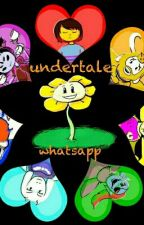 Undertale Whatsapp [Completada] by flowergum66