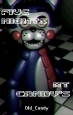 Five Nights at Candy's by Old_Candy