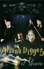Alanna Diggory y el diario [2] by applejack9478