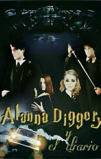 Alanna Diggory y el diario [2]