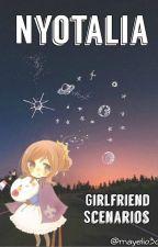 Nyotalia Girlfriend Scenarios (Slow Updates) by mayelio3o