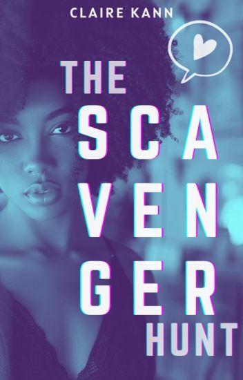 The Scavenger Hunt [#Wattys2016]