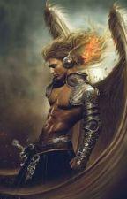 Arcanjo Gabriel a história de outro mundo by Leh_Silvah