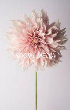 SOCIAL MEDIA || SHADOWHUNTERS CAST by aIexanderbane