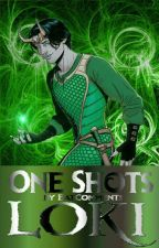 Loki Laufeyson | One Shots | by -EatComments