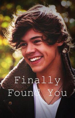 Finally Found You by newwone