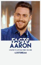 Facts ▷ Aaron Johnson by -LostDream