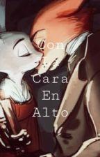 Con La Cara En Alto (Zootopia)  by NickWilde37