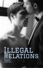 Illegal Relations [Cake] [Discontinued] by -kawaiiships-