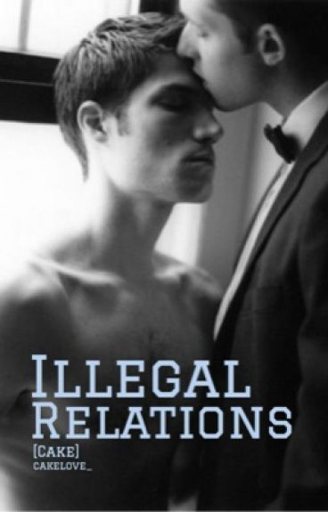 Illegal Relations [Cake] [Discontinued]