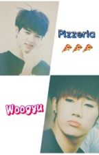 Pizzeria // WooGyu by Sweett94Candy