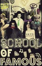 School Of Famous (Humor) by heymyfuckingdear