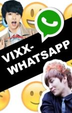 VIXX|| Whatsaap by Nao1829